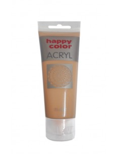 Farba akrylowa 75ml cielista Happy Color