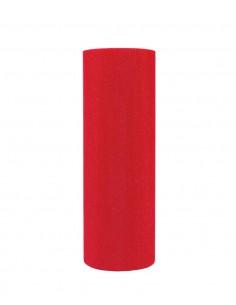 Tilu na rolce materiał dekoracyjny czerwony