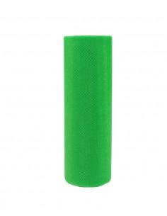 Tilu na rolce materiał dekoracyjny zielony