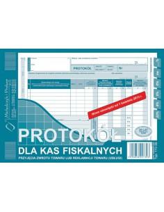 Protokół dla kas fiskalnych A5 173-3E-160