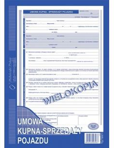 Umowa kupna-sprzedazy pojazdu A4 650-1-155
