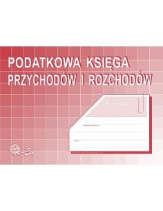 Podatkowa księga przychodów i rozchodów A5 K-3u