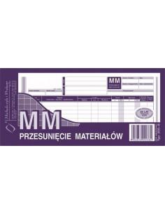 MM Przesunięcie międzymaga wielokopia 1/3 A4 355-8-73