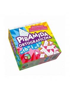 """Gra edukacyjna Piramida ortograficzna """"CH"""" i """"Ż"""""""