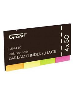 Zakładki indeksujące GRAND flagi GR-Z4-50