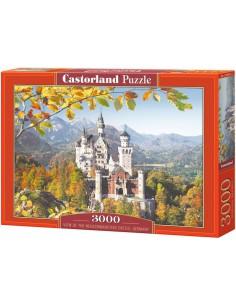 Puzzle 3000 CASTOR