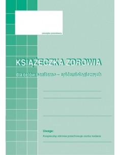 Książeczka zdrowia 530-5 A6-33