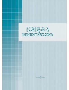 Księga inwentarzowa A4 715-A-34
