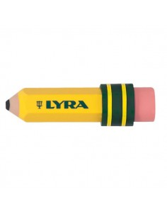 Gumka do ścierania kształt mini ołówka LYRA Temagrapf