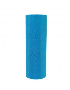 Tilu na rolce materiał dekoracyjny jasno niebieski