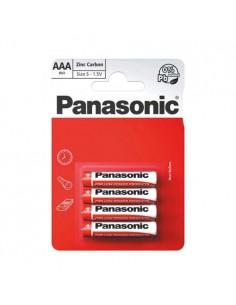 Baterie PANASONIC AAA R3 4...