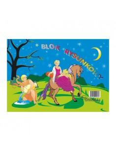 Blok rysunkowy A4 PR