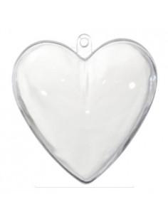 Bombka serce akrylowe...