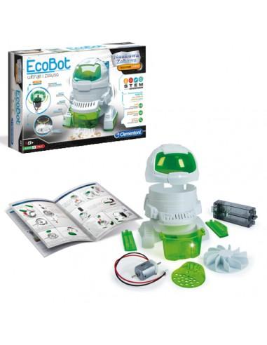 Zabawka ECOBOT robot Clementoni