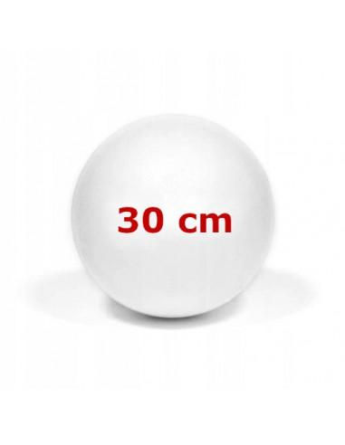 Bombka styropianowa kula średnica 30cm
