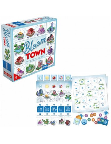 Gra Bloom Town GRANNA