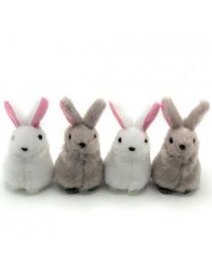 Króliczki Wielkanocne białe...