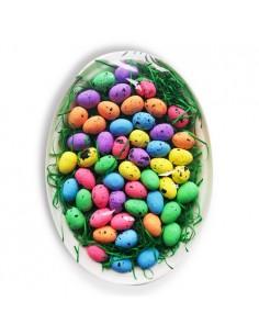 Jajka styropianowe kolorowe...