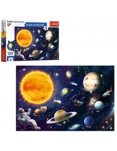 Puzzle 70 Edukacyjne- Układ...