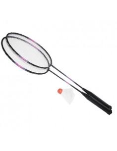 Zestaw do badmintona metalowy