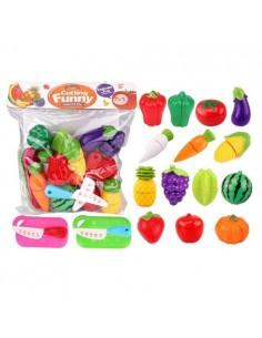 Zabawka warzywa i owoce na...